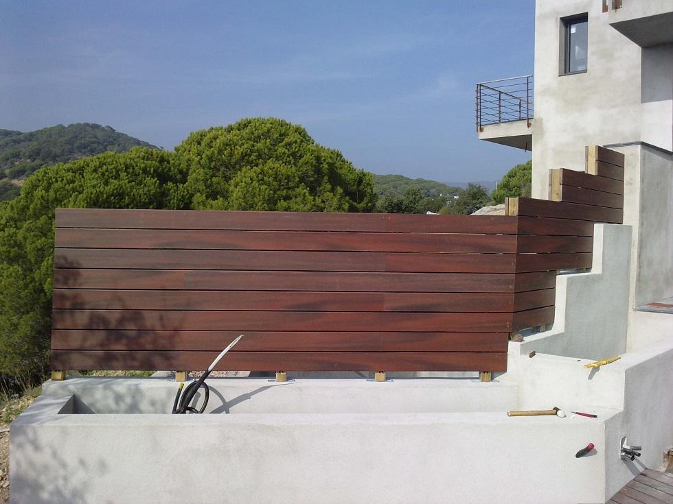 Vallas de madera sintetica para jardin valla de madera for Vallado de madera jardin leroy merlin